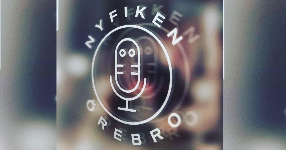 nyfiken örebro firar 1 år logotyp
