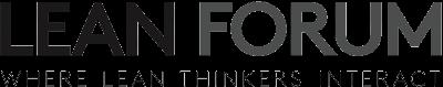 Lean Forum logo